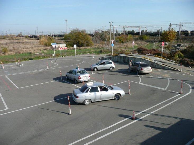 Площадки для вождения ульяновск